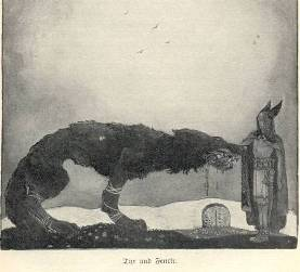 Licantropo nella mitologia Norrena