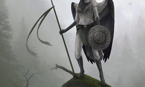 Celti: Morrigan
