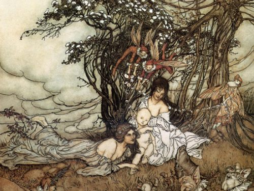 [BALLATA] The Stolen Child – W.B.Yeats