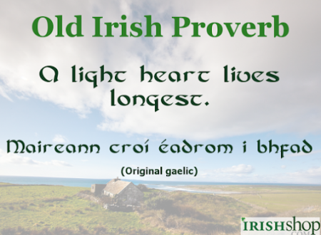 Proverbio Irlandese